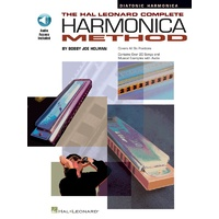 HL Complete Harmonica Method Diatonic BK/CD