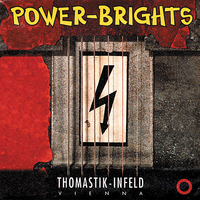 Thomastik RP111 Power Brights 11-53 Electric Guitar String Set