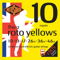 Rotosound Roto Twin Packs