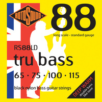 Rotosound RS88 Tru Bass Nylon Tape Wound